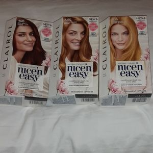 Clairol Nice and Easy 100% Gray Coverage